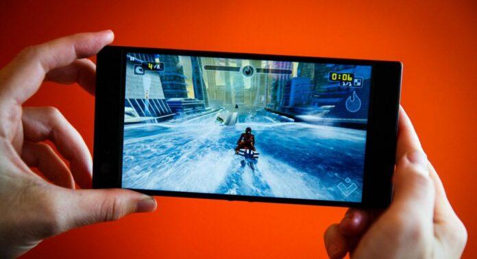 Razer Phone -title