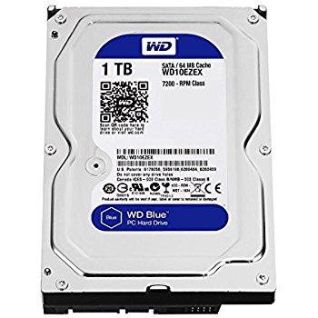 Western Digital Blue 1TB 7200rpm