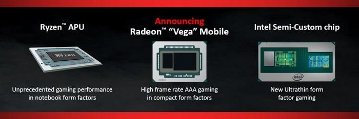 Radeon Vega Mobile
