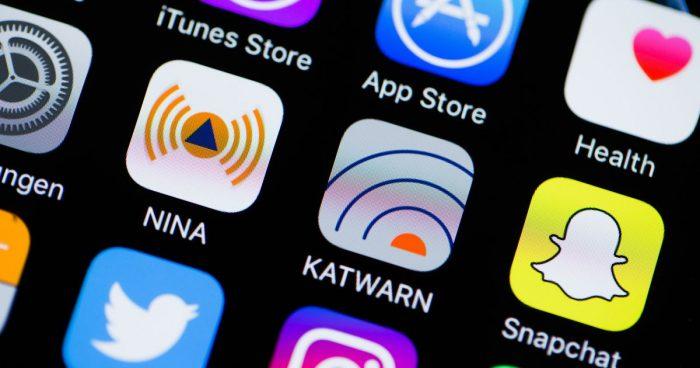 Загрузки мобильных приложений в 2017 году превысили 175 миллиардов