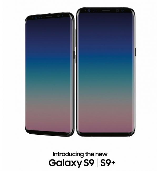 В Сети появились изображения Galaxy S9