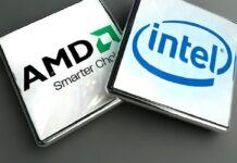 Intel AMD Core GPU Radeon