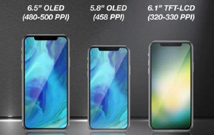 Apple планирует выпустить две альтернативные модели iPhone X