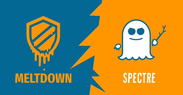 Meltdown - Spectre