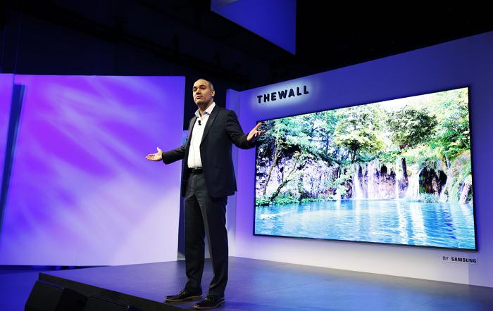 Забудьте 4K: Samsung готовится выпустить телевизор с 8K-экраном