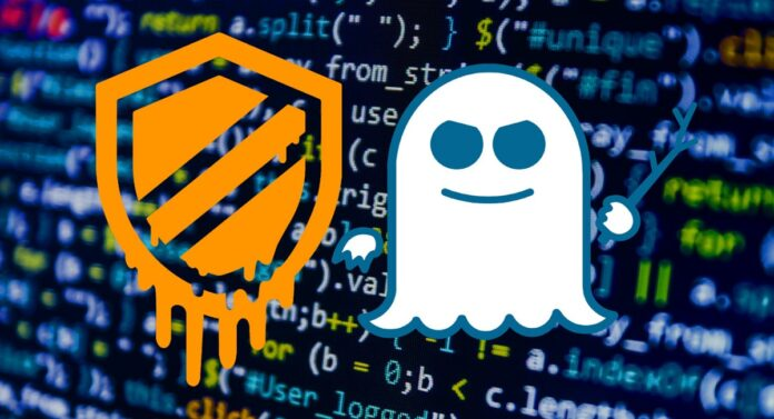 update for Spectre and Meltdown
