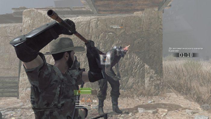 Metal Gear Survive: впечатления от открытой беты