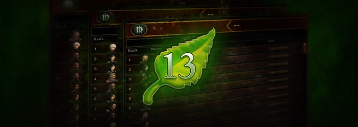 Diablo 13 season
