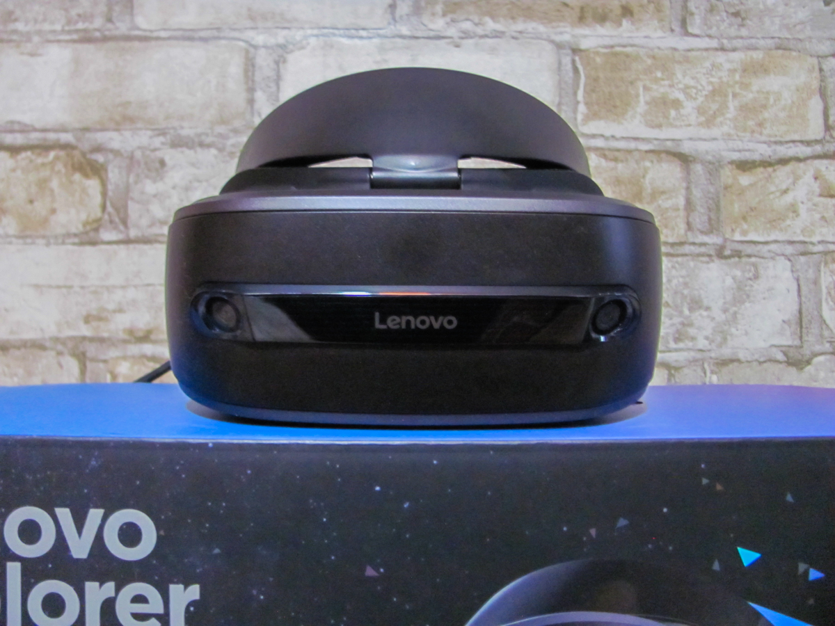 Lenovo Explorer 4
