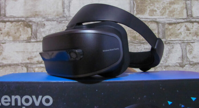 Огляд VR-шолома Lenovo Explorer. Твоя реальність - твої правила! f69c32b69ba06