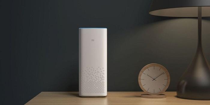 Mi AI speaker,