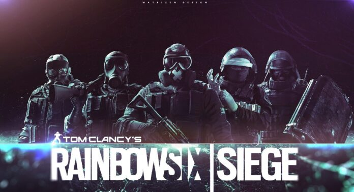 Rainbow Six Siege
