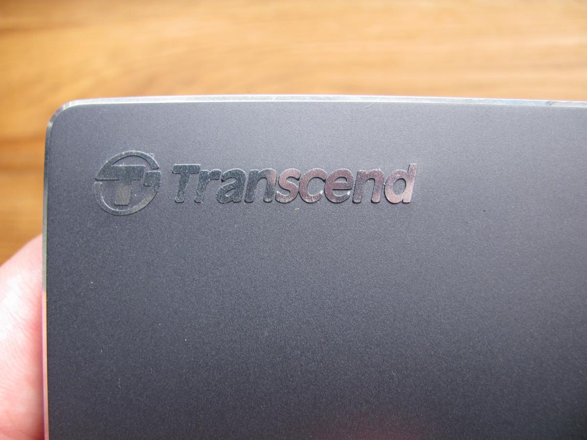 Transcend StoreJet 25C3N 9