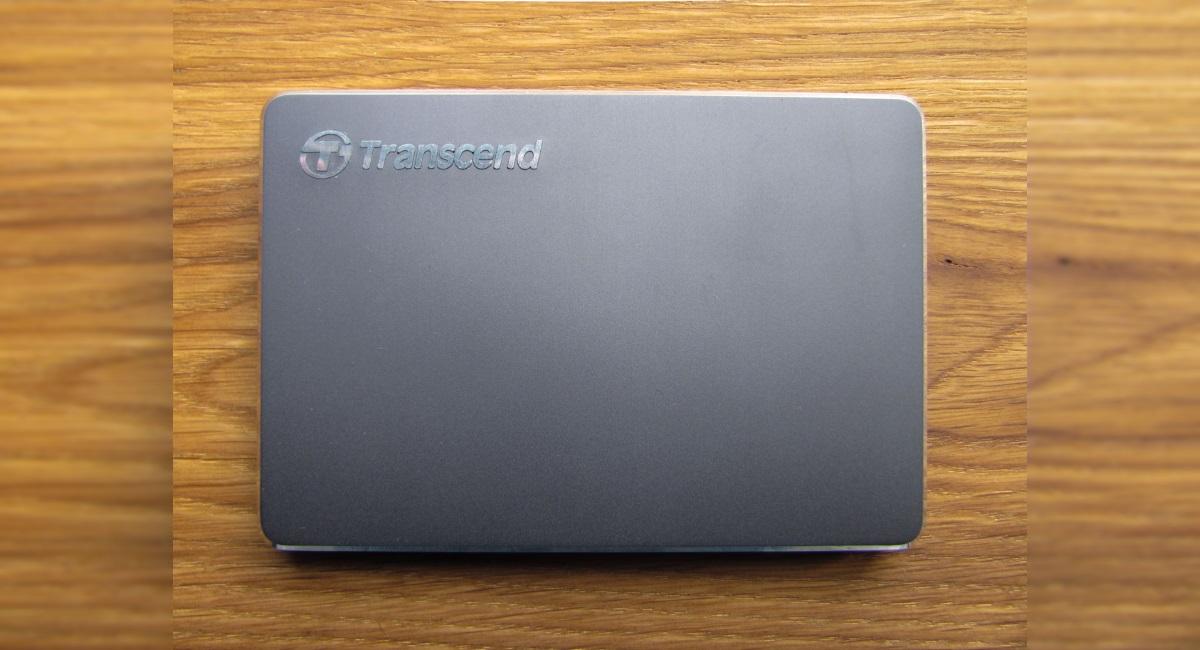 Transcend StoreJet 25C3N title