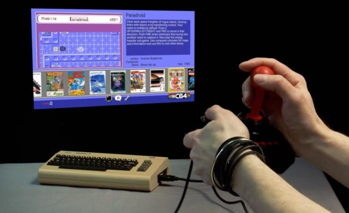 Мини-версия легендарного компьютера Commodore 64 выйдет в марте