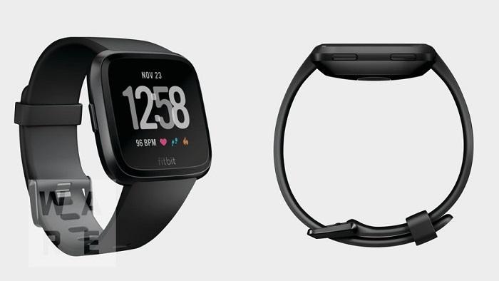 У мережу потрапили зображення нового годинника від Fitbit, імовірно Blaze 2
