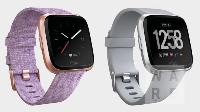 В сеть попали изображения новых часов от Fitbit, предположительно Blaze 2