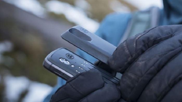 Автопроизводитель Land Rover объявил о создании самого выносливого в мире смартфона