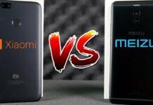 Xiaomi Mi 5x проти Meizu M6 Note