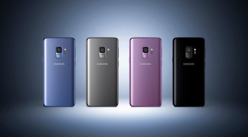 Samsung Galaxy S9 и Galaxy S9 Plus - вкратце о презентации