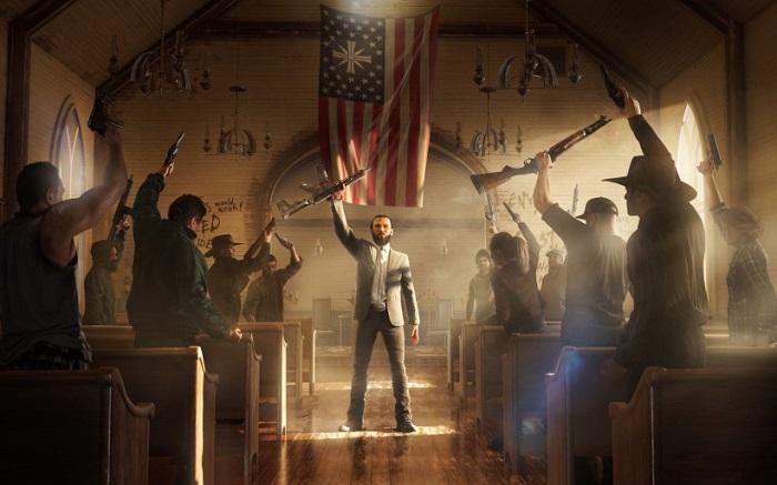 Far Cry 5 на какое-то время станет бесплатной