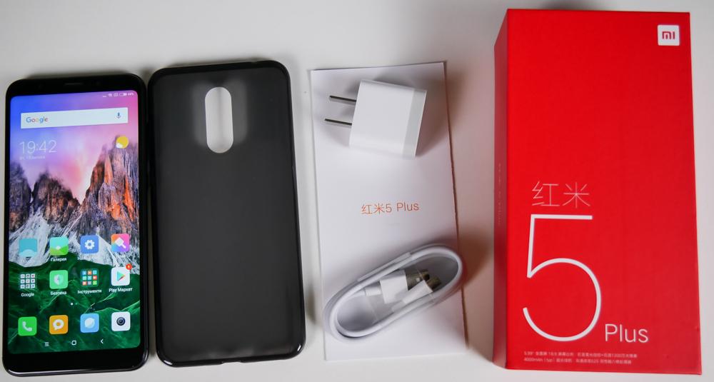 Обзор Xiaomi Redmi 5 Plus (Redmi Note 5) – лучший бюджетник 2018 года?