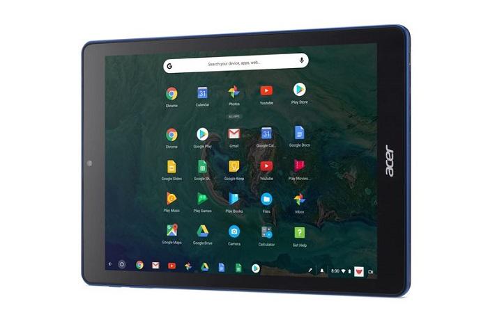 Acer Chromebook Tab 10 – первый планшет на Chrome OS