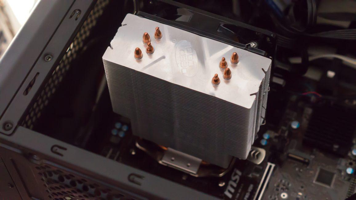 DeepCool Gammax 400 Red 76