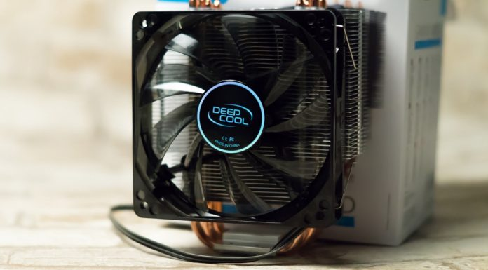 DeepCool Gammax 400 Red title
