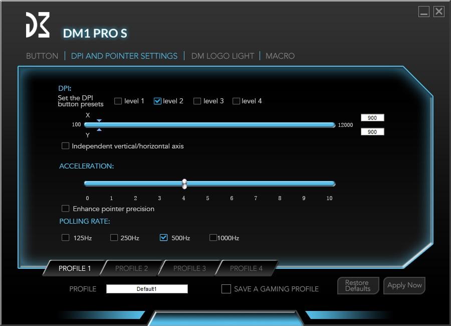 Dream Machines DM1 Pro S 56