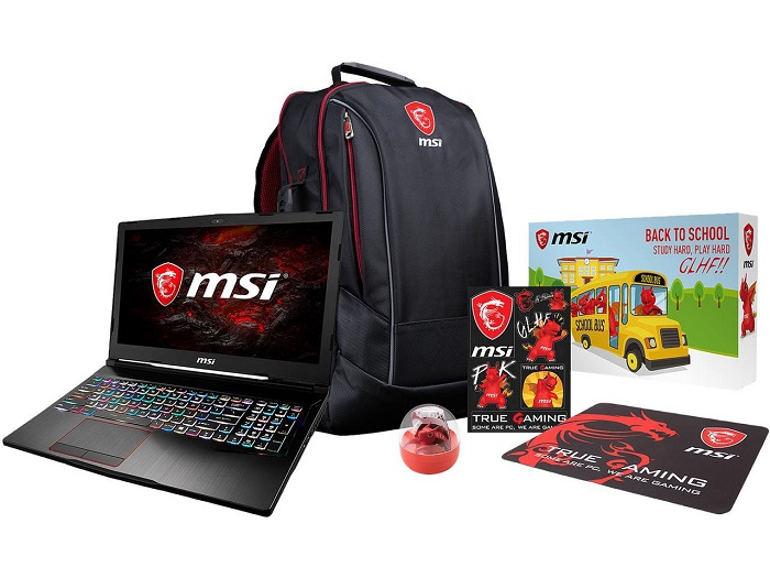 Fan gathering MSI