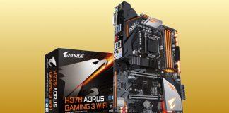 Gigabyte H370 AORUS Gaming title