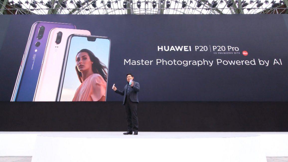 Huawei P20 Huawei P20 Pro 4