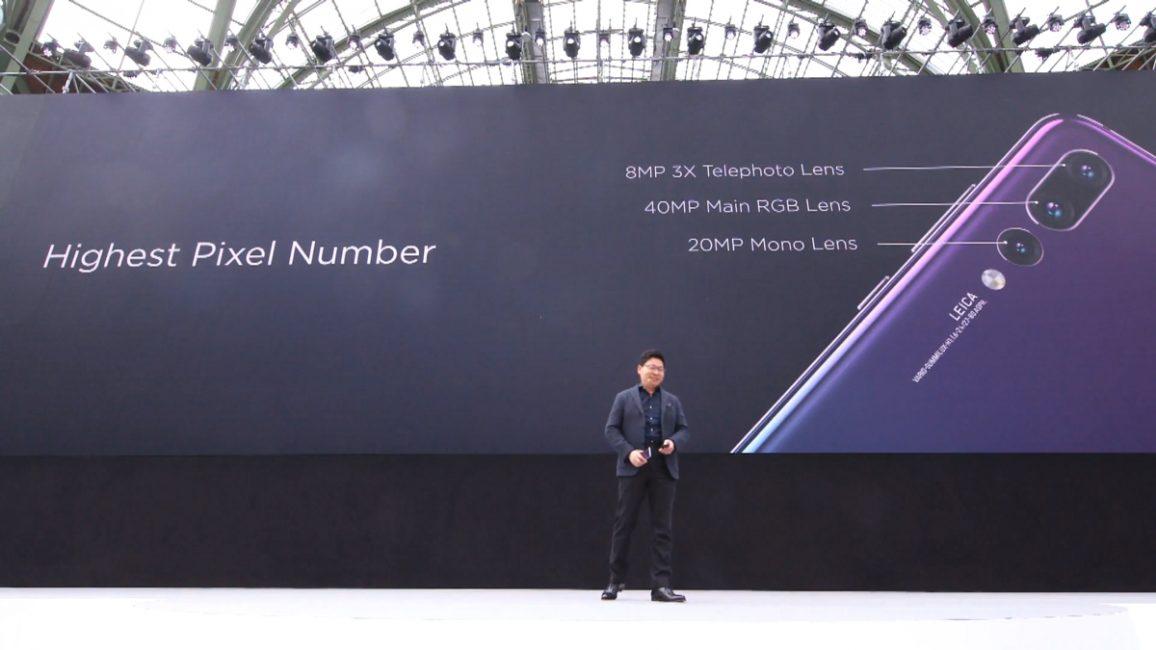 Huawei P20 Huawei P20 Pro 5