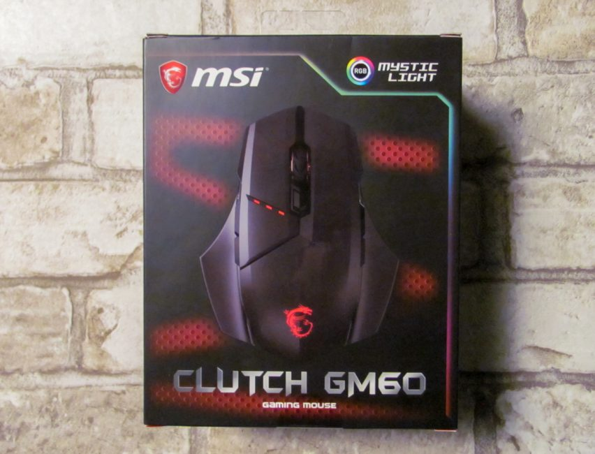 MSI Clutch GM60 1