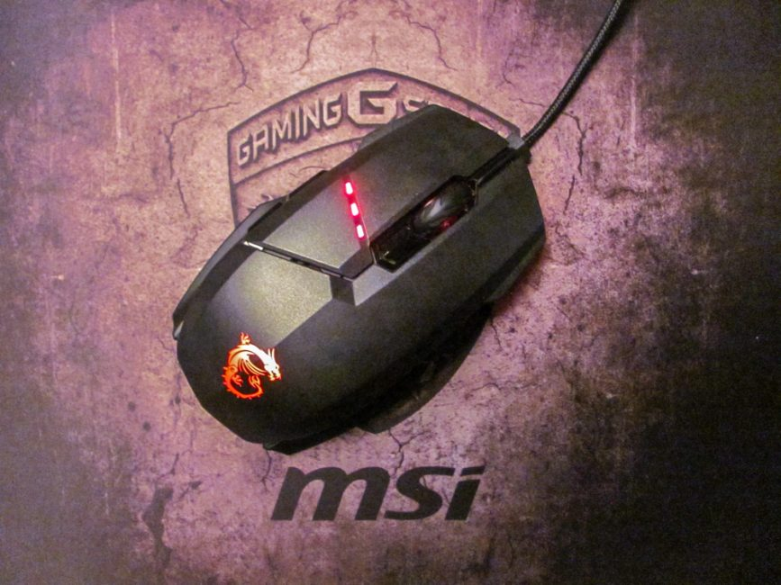 MSI Clutch GM60 13-2