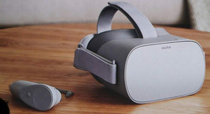 Oculus Go -tile