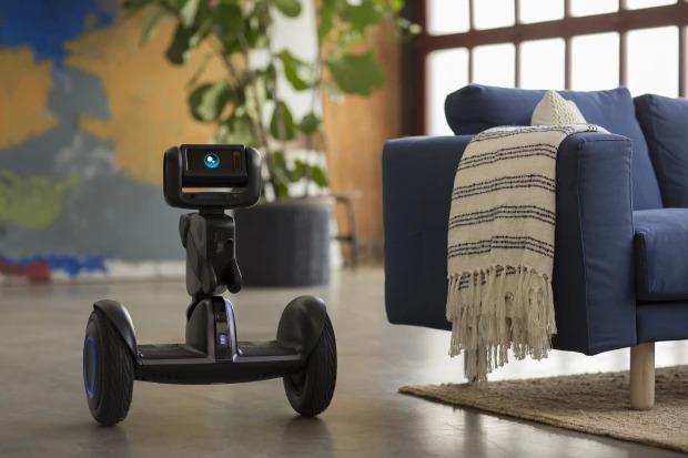 Робот-segway Loomo