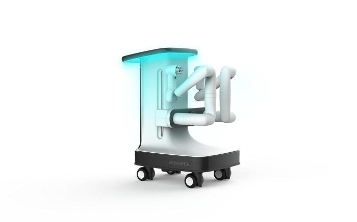 Surgical robot Monarch