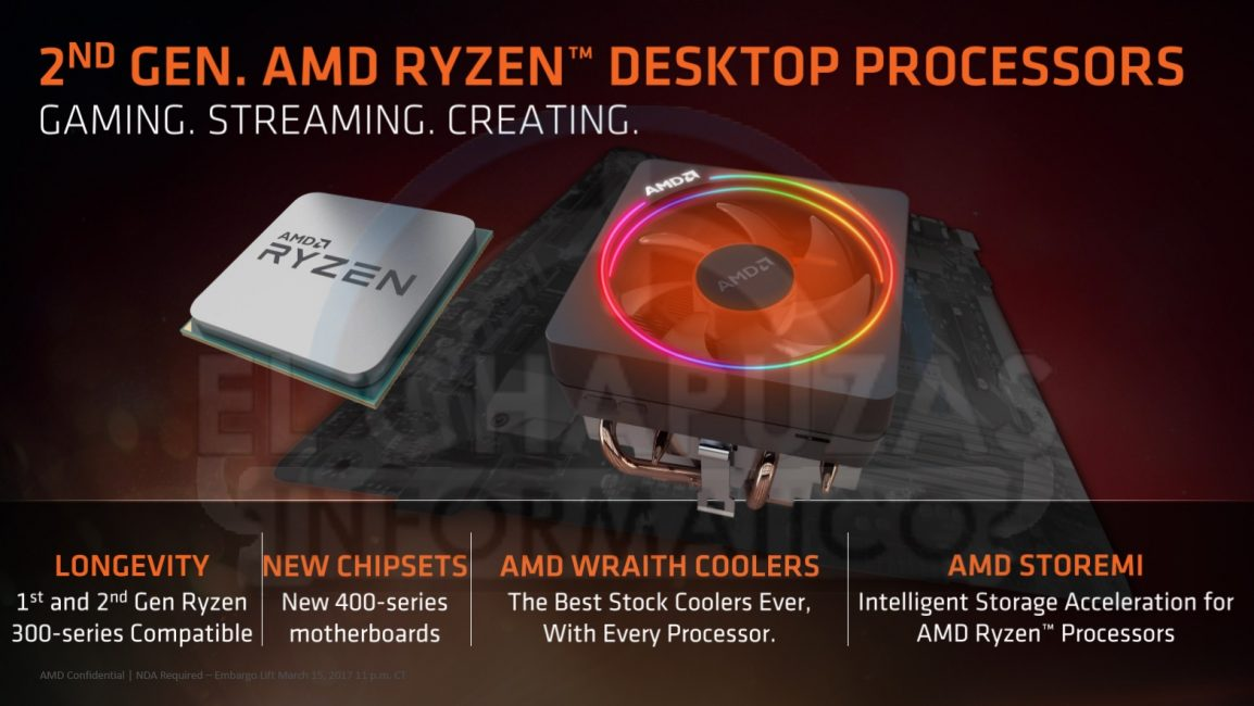 amd ryzen pinnacle ridge 2