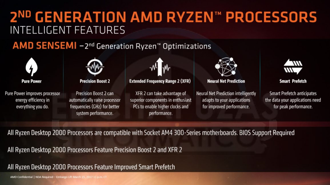 amd ryzen pinnacle ridge 3