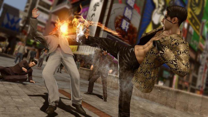 В августе Yakuza Kiwami 2 выйдет эксклюзивно для PlayStation 4