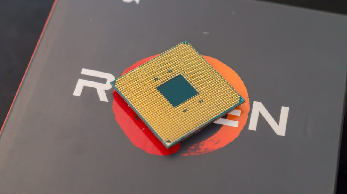 AMD Ryzen 3 2200G 5