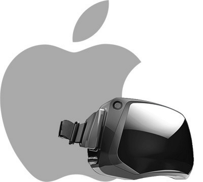 Apple VR-AR headset