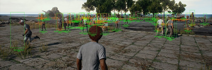 Arrest developers cheats for PUBG