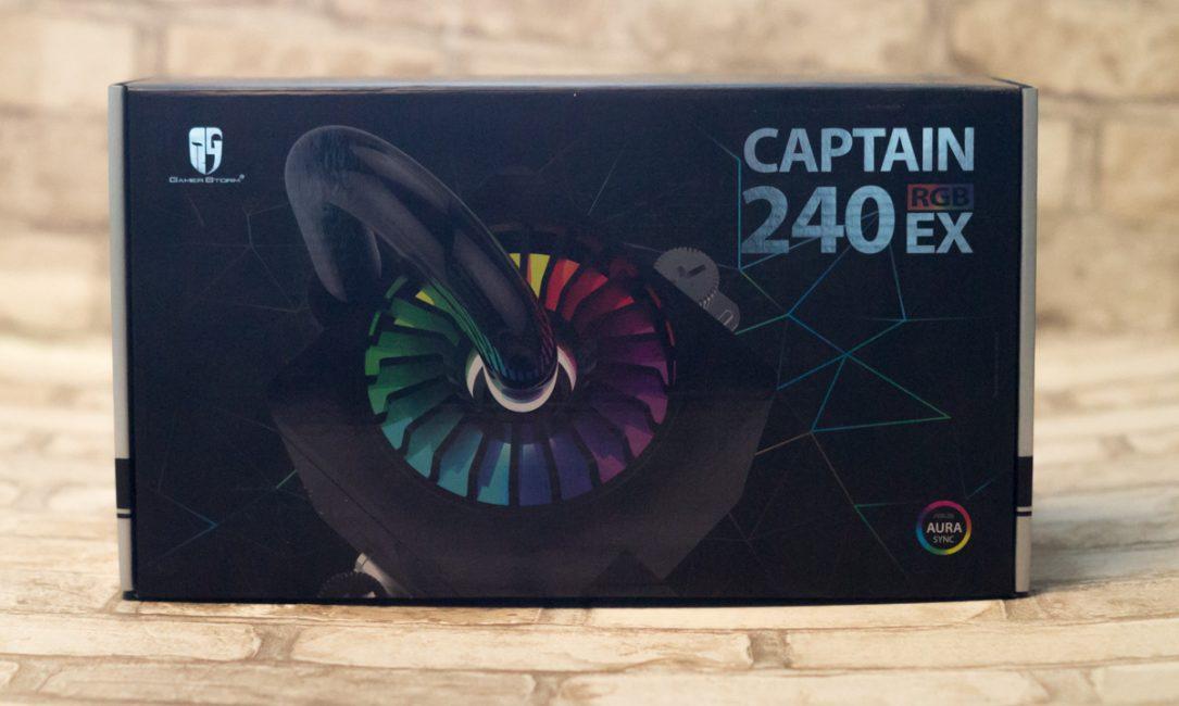 DeepCool Captain 240EX RGB 21