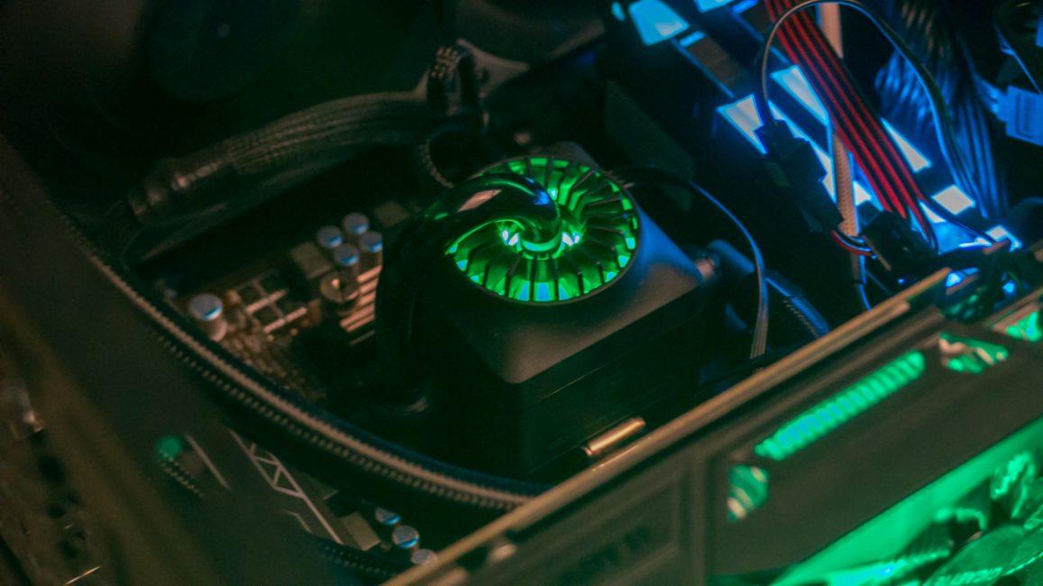 DeepCool Captain 240EX RGB 113