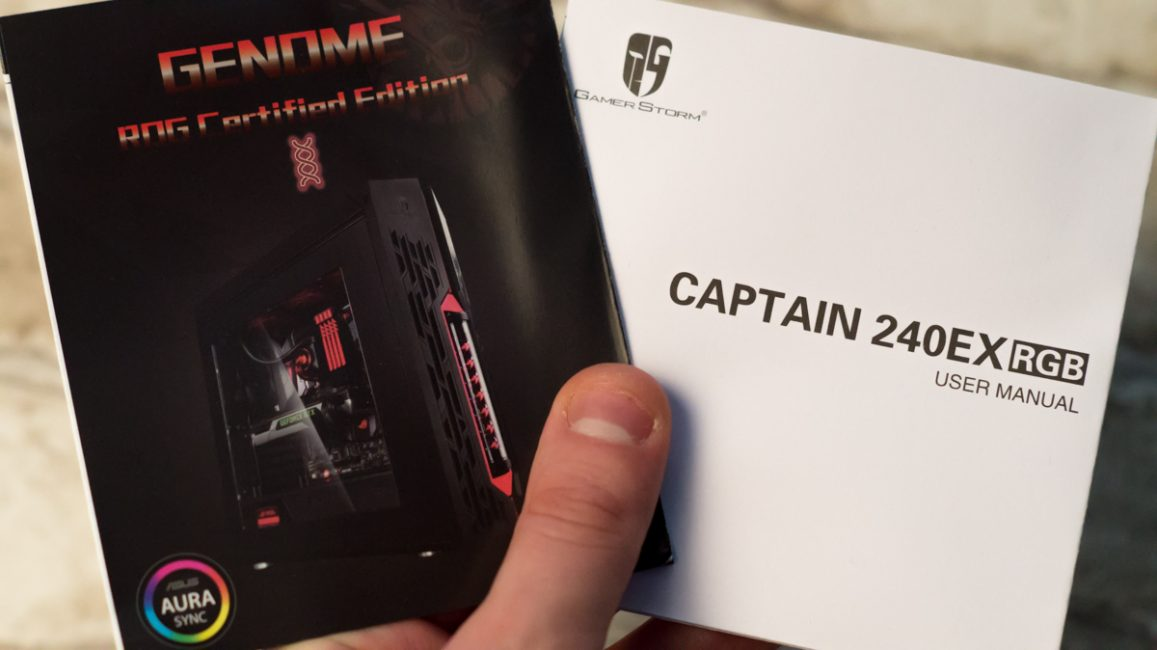 DeepCool Captain 240EX RGB 53