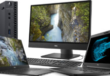 Dell lineup